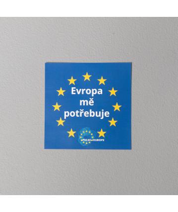 Evropa mě potřebuje - 5ks